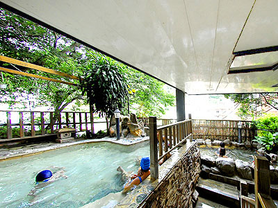 Lushan Hot Spring‧Green City Hotel